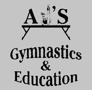 AJ gymnastics logo